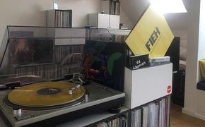 JazzEcho-Plattenteller, Fieh - Kühle Grooves auf sonnigem Vinyl