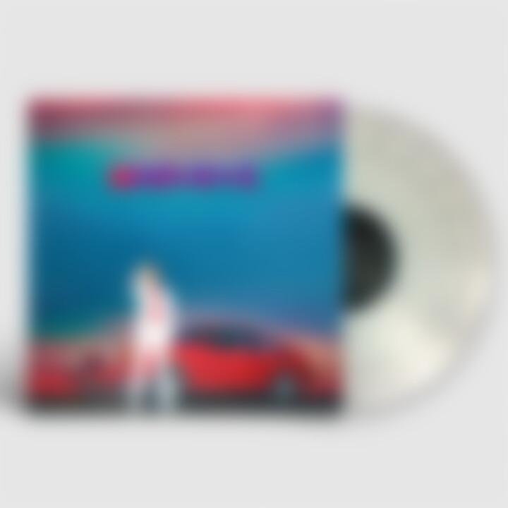 Beck Clear Gold Vinyl