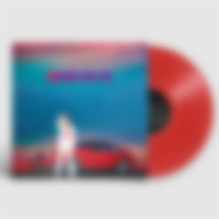 Hyperspace rot Vinyl