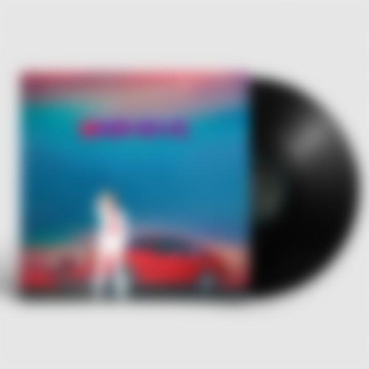Hyperspace Vinyl black
