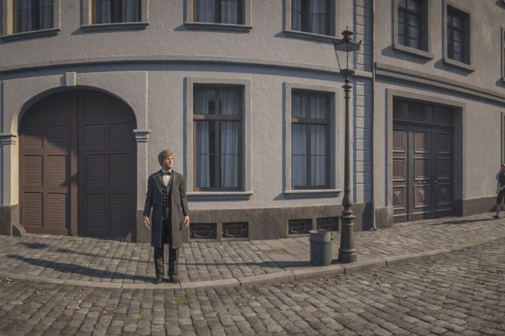 Jan Lisiecki - Schumann VR