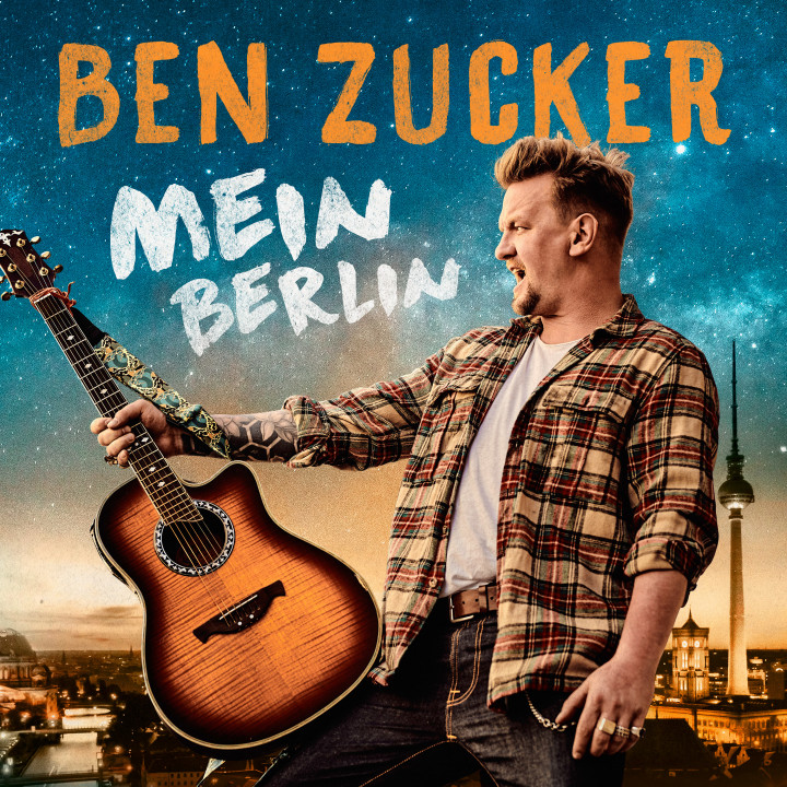 Ben Zucker_Mein Berlin_Single