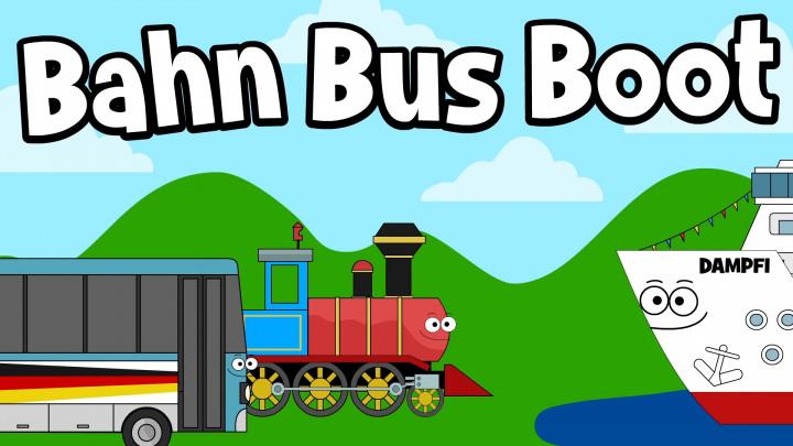 Bahn Bus Boot