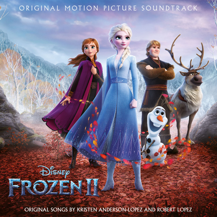 Die Eiskönigin (Frozen 2) Soundtrack INTL