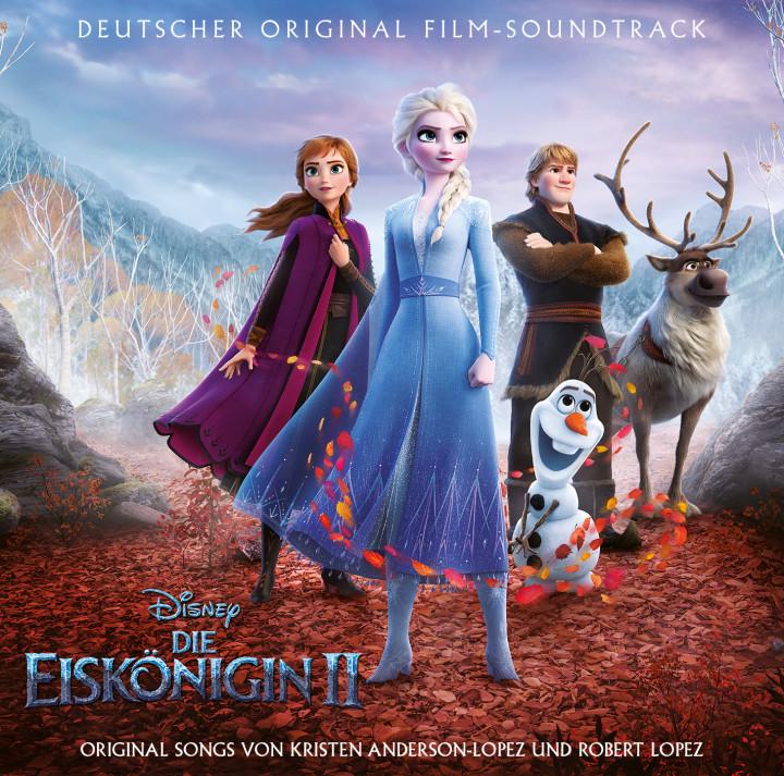 Die Eiskönigin 2 Albumcover