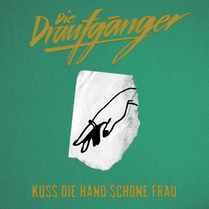 Die Draufgänger Küss die Hand Single Cover