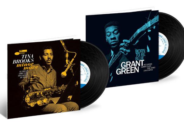 JazzEcho-Plattenteller, Tone Poet - Bop-Raritäten von Tina Brooks und Grant Green