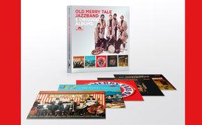 5 Original Albums, Mit Jazz in die Hitparade - Old Merry Tale Jazzband wiederentdeckt