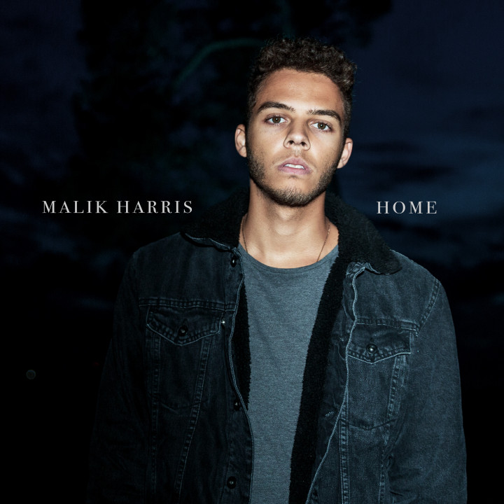 Malik Harris Home Single Cover