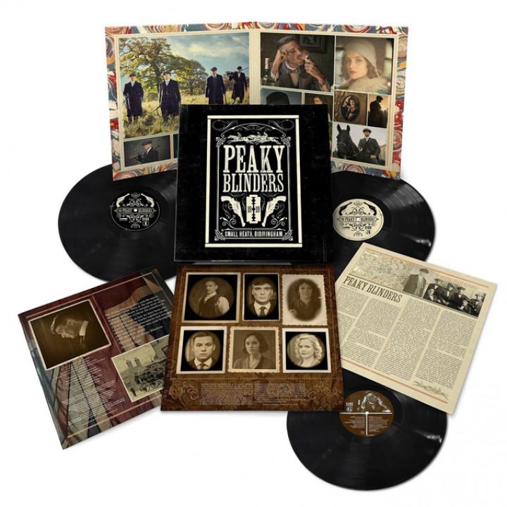 Peaky Blinders LP Packshot