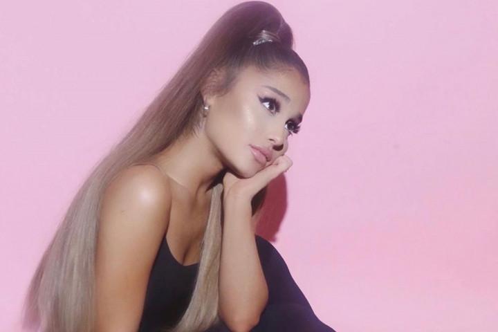 Ariana Grande Pressefoto 2019