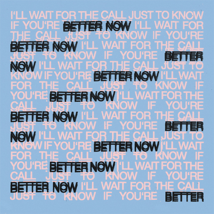 Better Now Cover