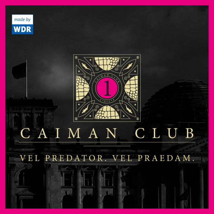 caiman club folge 1 cover
