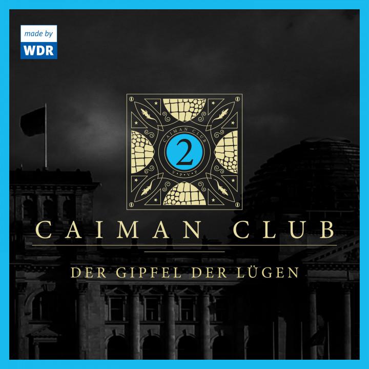 Caiman Club Folge 2 Cover