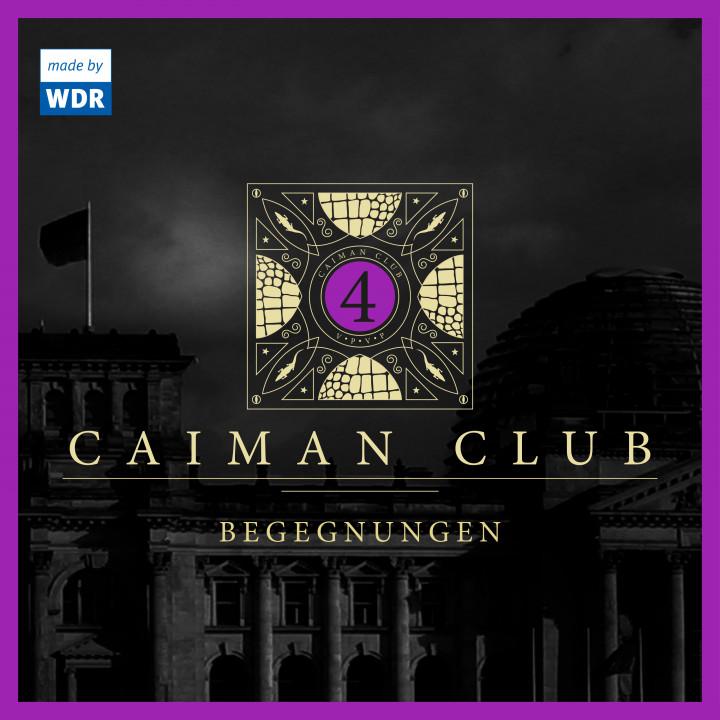 caiman club folge 4 cover