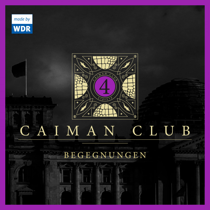 caiman club folge 4 cover