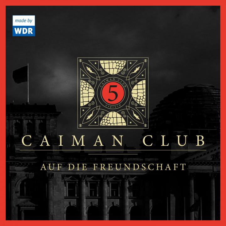 caiman club folge 5 cover