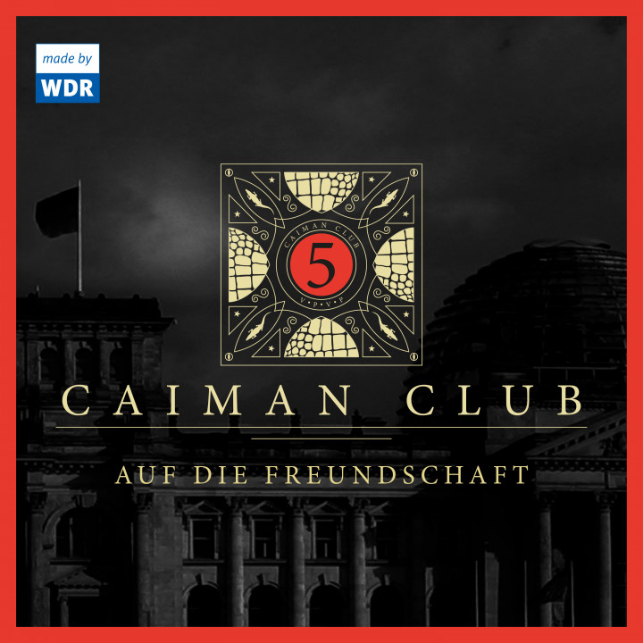 caiman club folge 5 cover