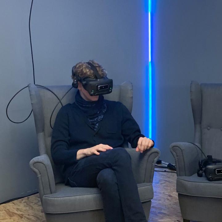 Schumann VR—Jan Lisiecki