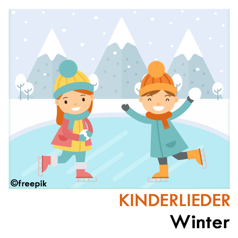 Winter Kinderlieder Playlist