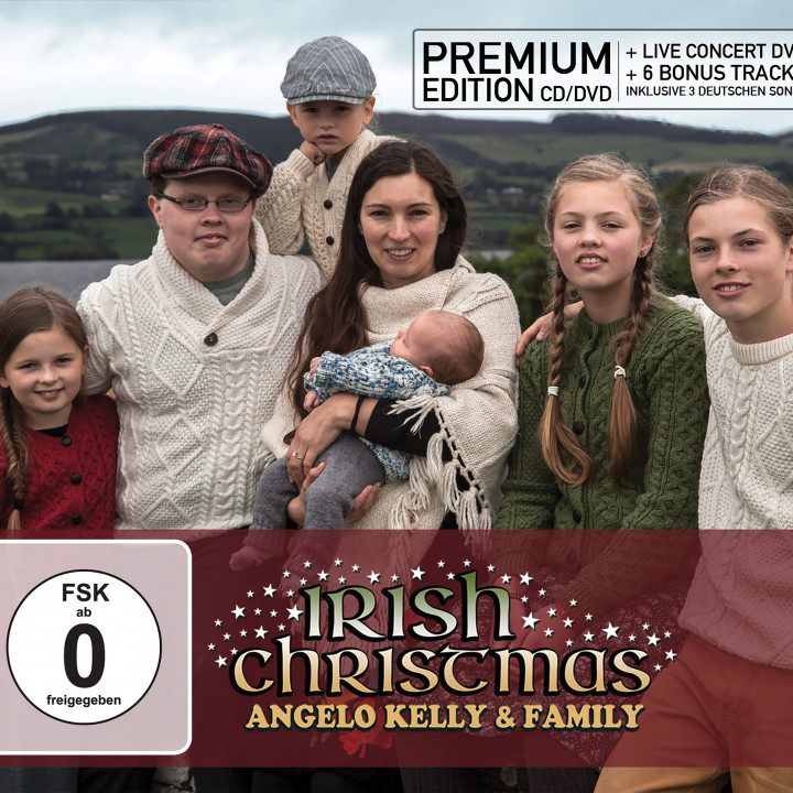 Angelo Kelly Family Irish Christmas Premium Edition