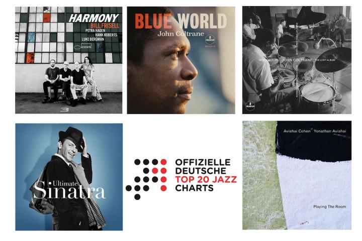 Jazz-Charts Oktober 2019