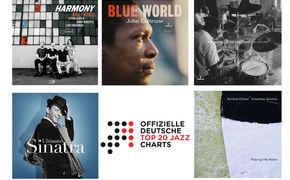 Jazz Charts, Jazz-Charts Oktober 2019