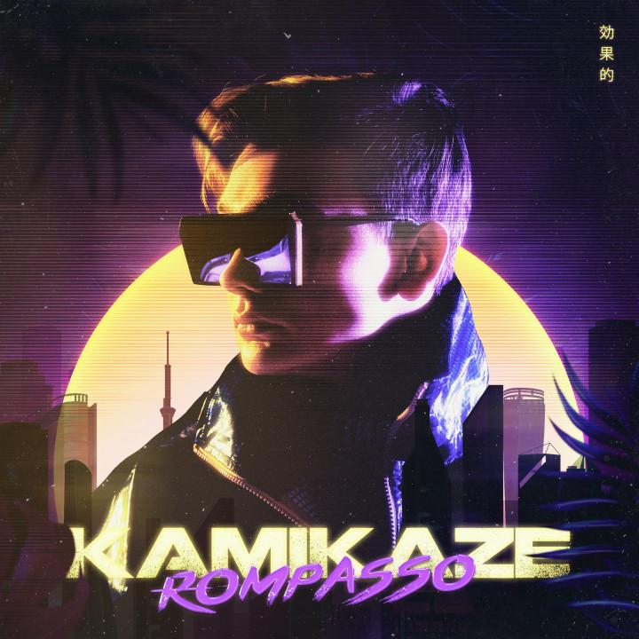 Rompasso Kamikaze Cover jpg