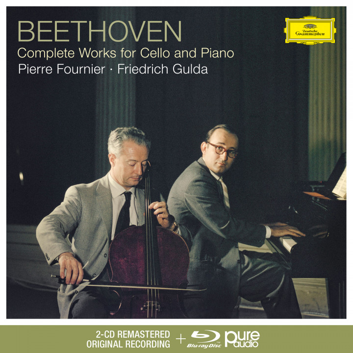 Beethoven - Complete Works for Cello and Piano