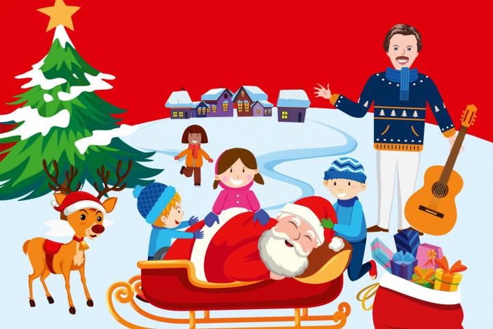 Weckt den Weihnachtsmann News