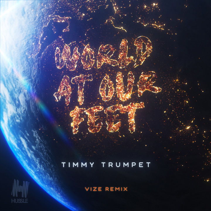 World at our feet vize remix cover