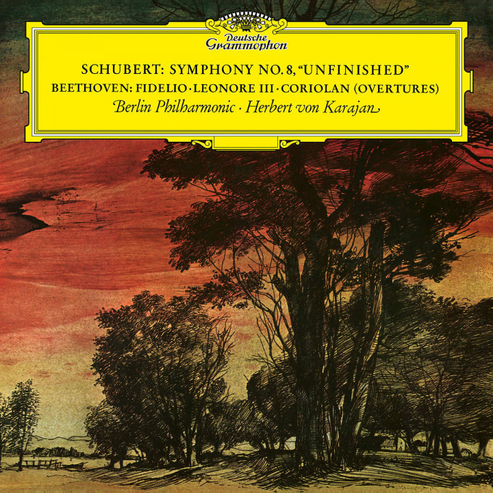 Schubert: Symphony No.8; Beethoven: Overtures