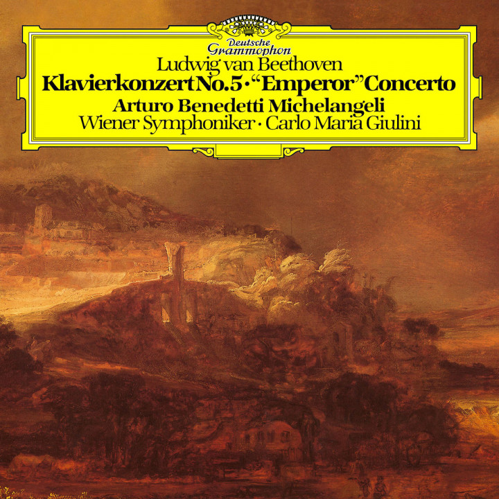 "Beethoven: Piano Concerto No. 5 in E-Flat Major, Op. 73 ""Emperor"""