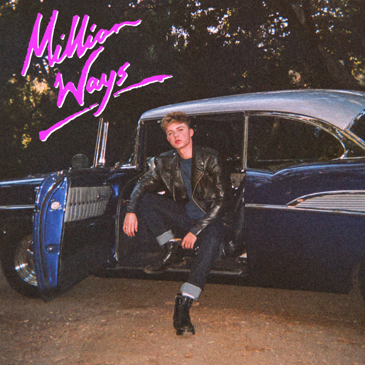 HRVY - Million Ways Cover