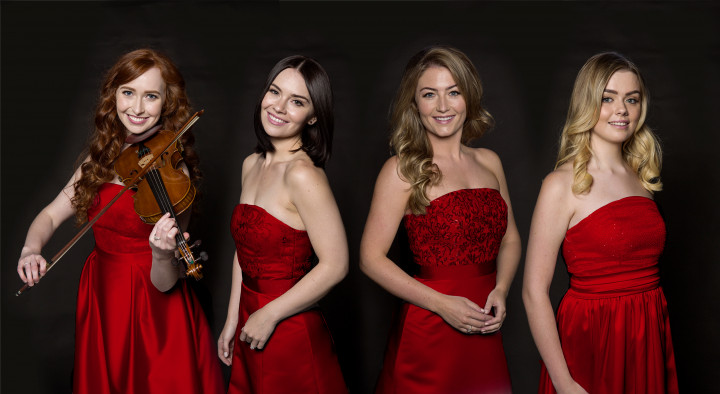Celtic Woman – The Magic Of Christmas Pressebild