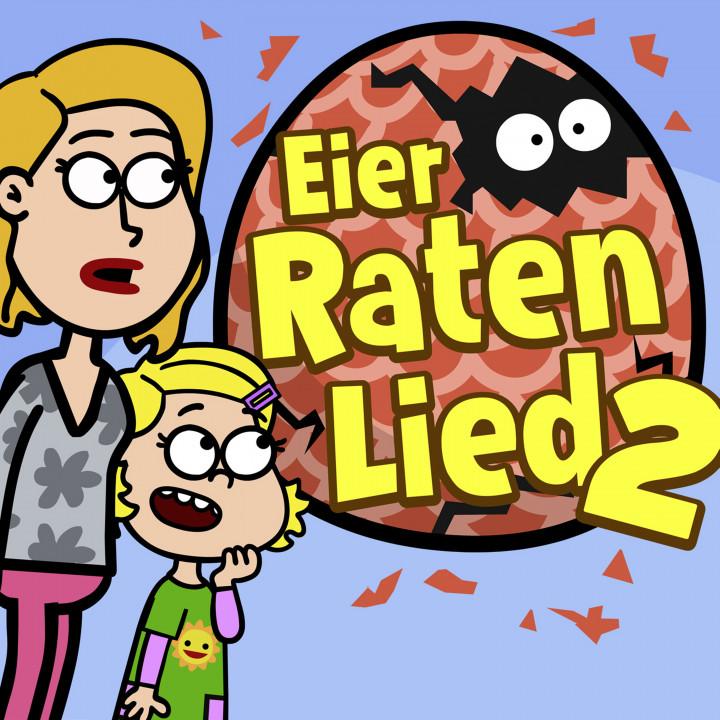 Eier raten Lied 2 Cover
