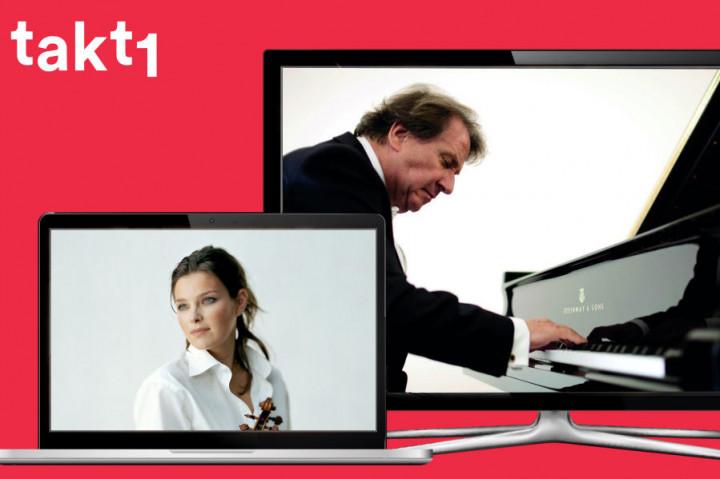 Takt 1 - Rudolf Buchbinder, Janine Jansen
