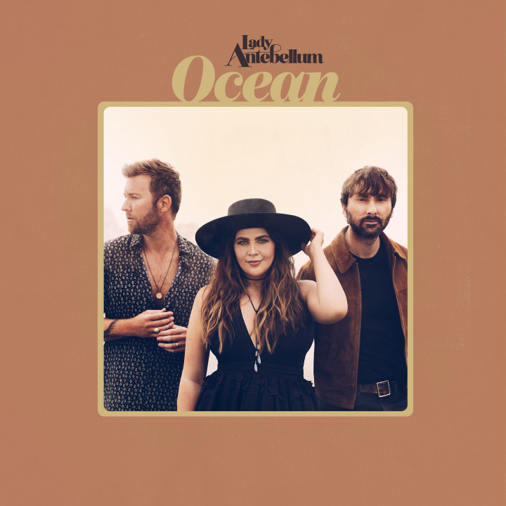 Ocean - Lady Antebellum Album Cover