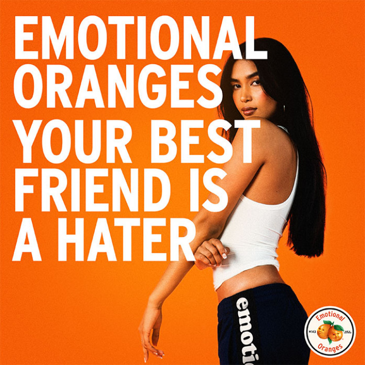Your Best Friend Is A Hater