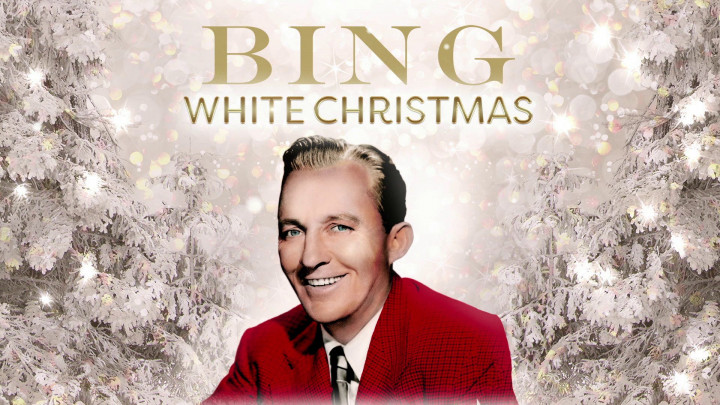 Bing Crosby - White Christmas (Lyric Video)