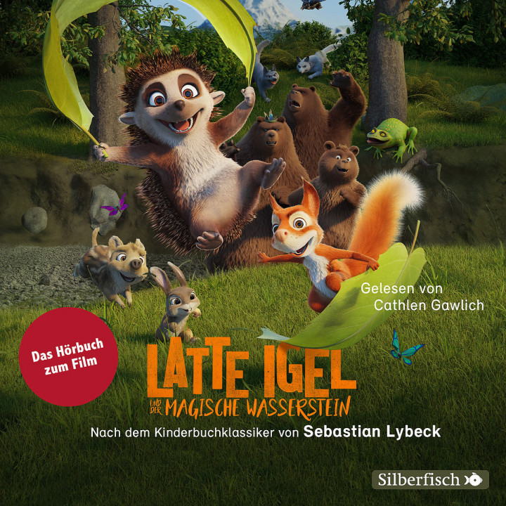 Latte Igel u. d. magische Wasserstein, Filmhörbuch