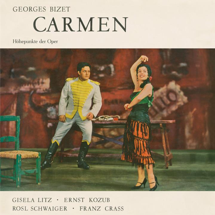 Oper auf Deutsch - Carmen