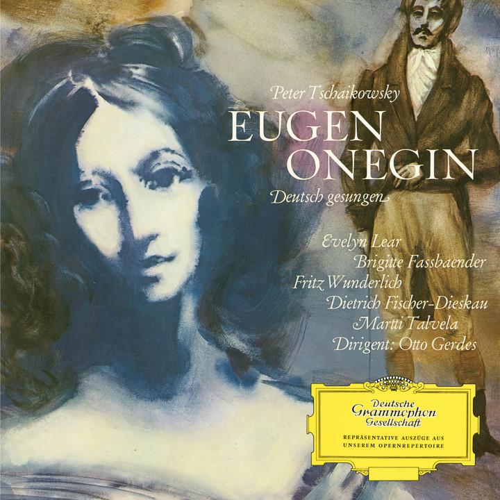 Oper auf Deutsch - Eugen Onegin