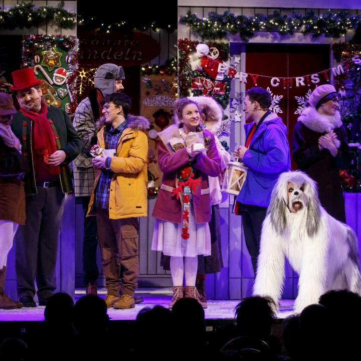 Die Weihnachtsbäckerei Das Musical—Premiere 2