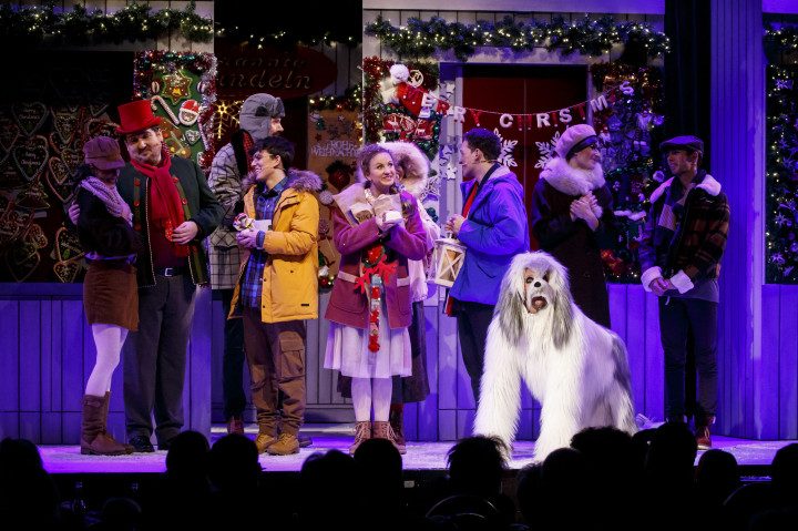 Die Weihnachtsbäckerei Das Musical - Premiere 2