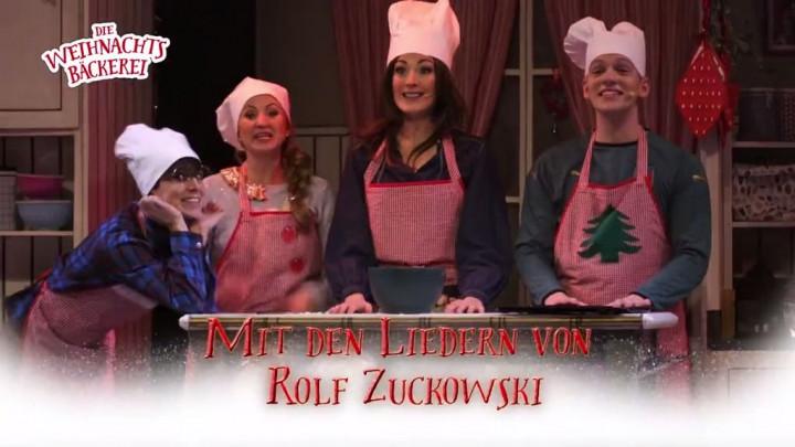 Die Weihnachtsbäckerei Das Musical - Trailer