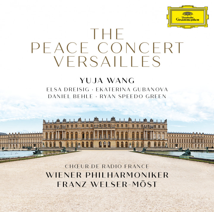 Yuja Wang - The Peace Concert Versailles