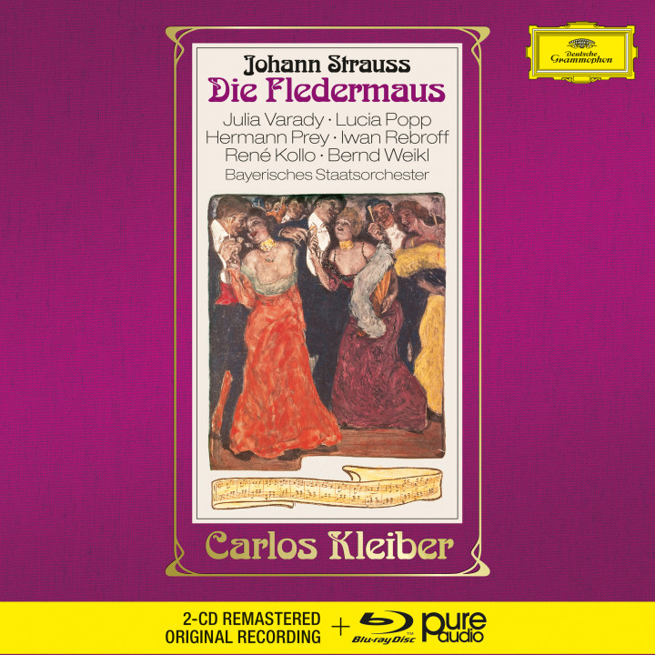 Johann Strauss: Die Fledermaus - Carlos Kleiber
