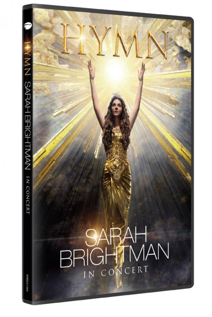 Sarah Brightman HYMN DVD