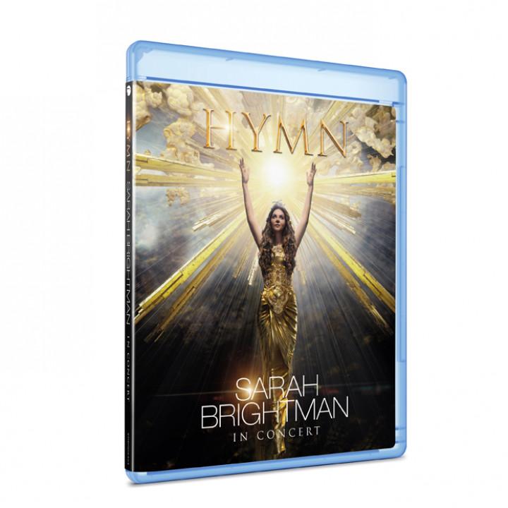 Sarah Brightman HYMN Blu-Ray